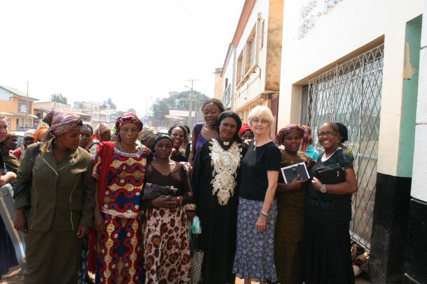 Dee Warren 2012 Rwanda & DR Congo Mission Trip