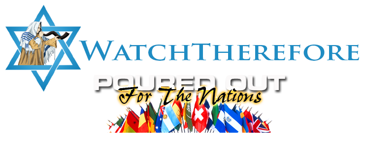 Poured Out For the Nations
